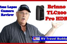 RV Travel Buddy Brinno Review Cover