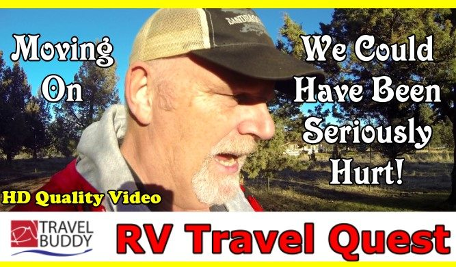 RV Travel Quest Moving On Central Oregon Cover 2