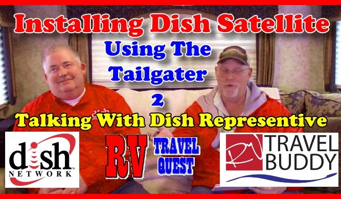 RV Travel Buddy Dish Cover
