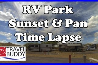 RV Travel Buddy Pan Lapse Cover