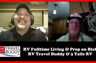 RV Travel Buddy Blab Cover