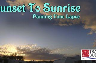 RV Travel Buddy Sunster to Sunrise Cover