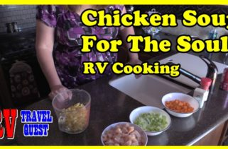 RV Travel Quest Chicken Soup Cover