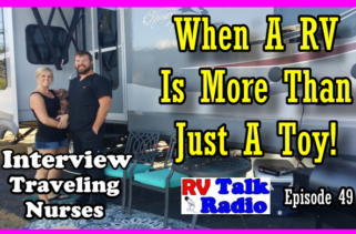 RV Talk Radio More Than A Toy Cover 2