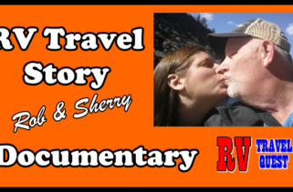 RV Travel Quest RV Travel Story Documentry Cover